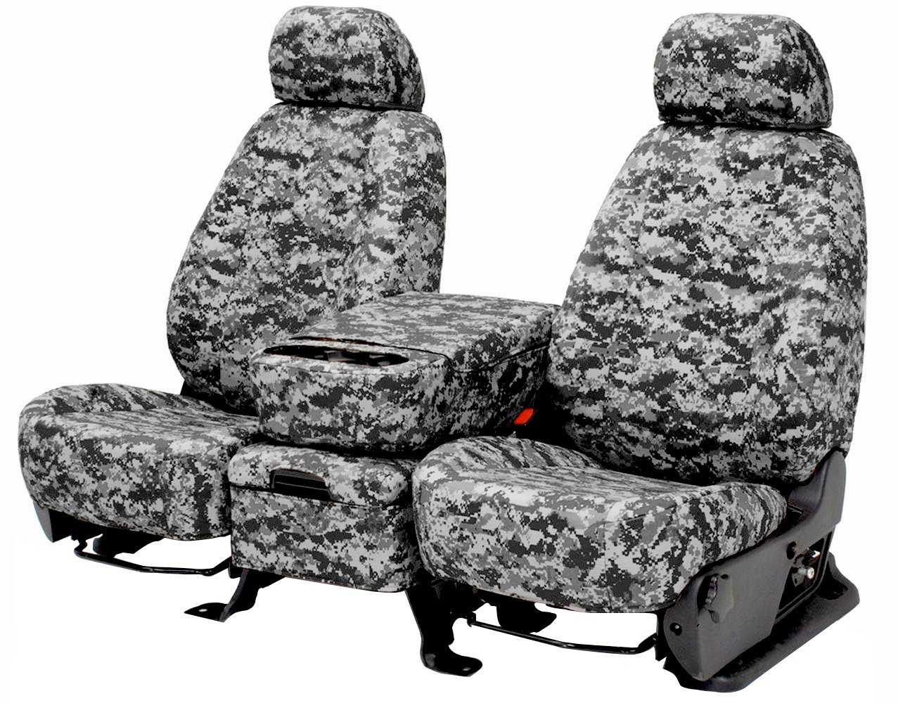 Caltrend Digital Camouflage Seat Covers Free Shipping