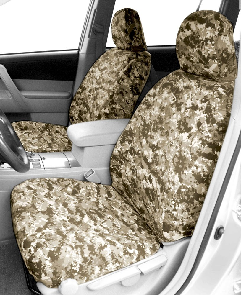 caltrend digital camouflage seat covers free shipping. Black Bedroom Furniture Sets. Home Design Ideas