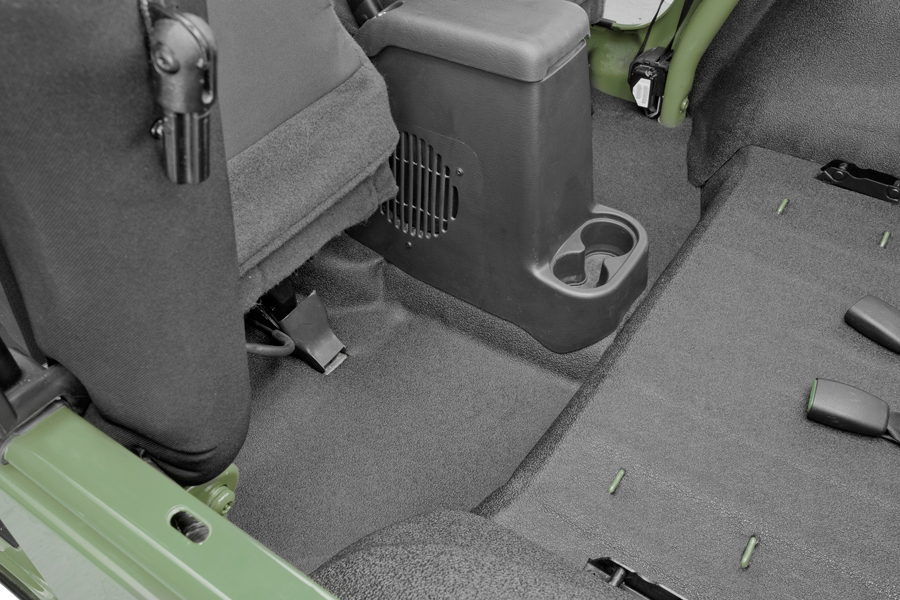 Bedrug Bedtred Jeep Floor Liner Bedrug Bed Tred Jeep Flooring