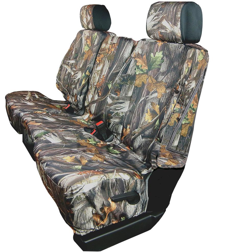 Saddleman Neoprene Camo Seat Covers Free Shipping
