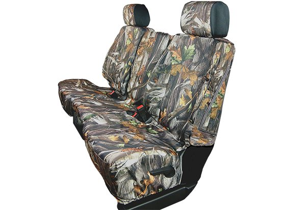 Saddleman Neoprene Camo Seat Covers