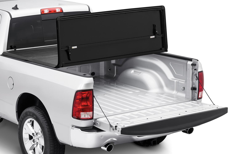 Ford F 150 5 5' Short Bed HF 355 Tonno Pro Hard Fold Tonneau Cover 2009 2013
