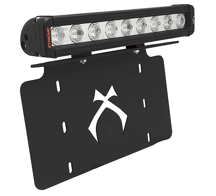Vision X License Plate Light Bar Bracket Free Shipping