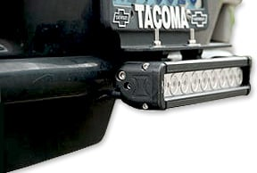 Vision X Xil Licenseplp910 License Plate Bracket With Led
