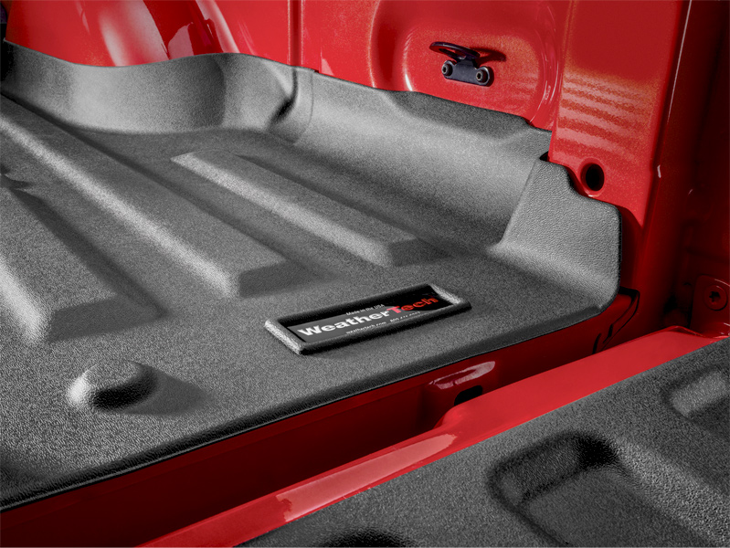 bed truck mat weathertech chevy silverado liner techliner additional tailgate accessories autoaccessoriesgarage