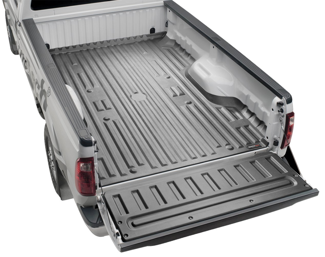 weathertech techliner truck bed mat weathertech truck bed liner. Black Bedroom Furniture Sets. Home Design Ideas