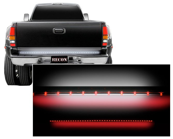 Recon led tailgate light bar autoaccessoriesgarage recon led tailgate light bar aloadofball Gallery