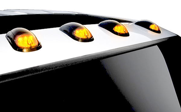 ppil leds version running amber led marker lights newest roof dp cab xprite light top for clearance