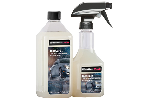 WeatherTech TechCare Leather Conditioner with Aloe Vera