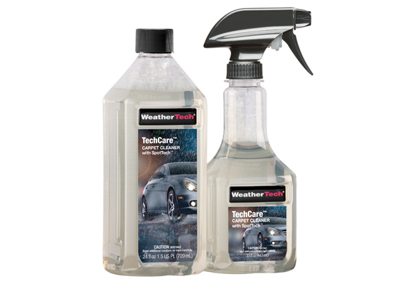 WeatherTech TechCare Carpet Cleaner with SpotTech