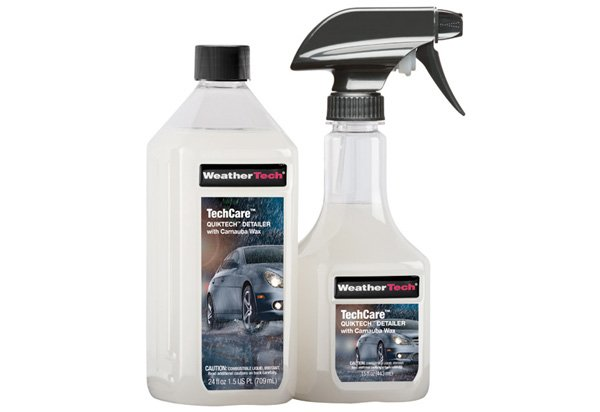 WeatherTech TechCare QuickTech Detailer with Carnauba Wax