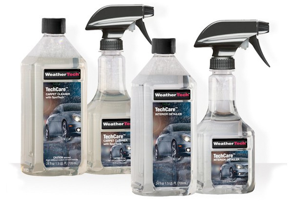 WeatherTech TechCare Interior Care Kit