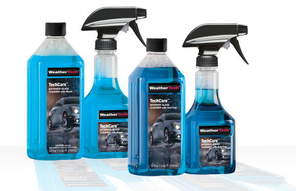 WeatherTech TechCare Glass Cleaner Kit