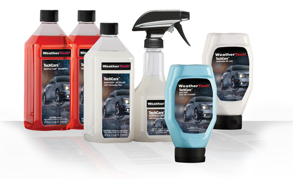 WeatherTech TechCare Exterior Wash Kit