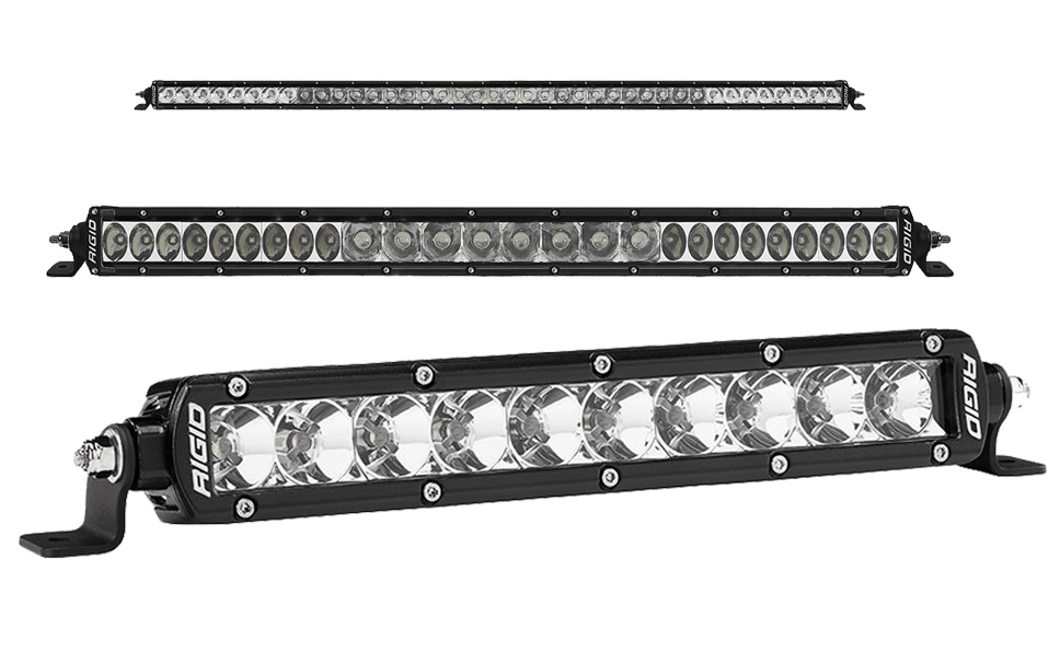 Rigid led light bar free shipping on all off road lights rigid led light bar mozeypictures Gallery