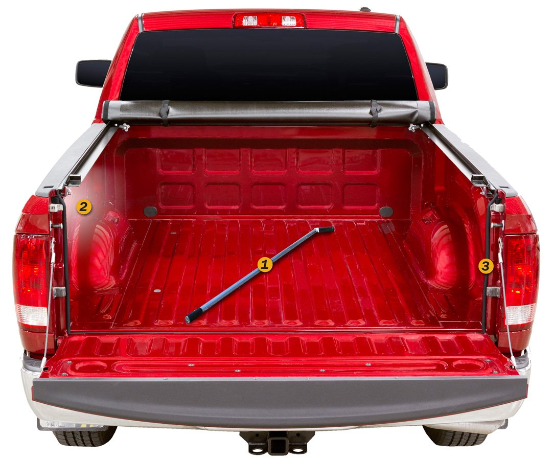Truck Bed Cargo Management System