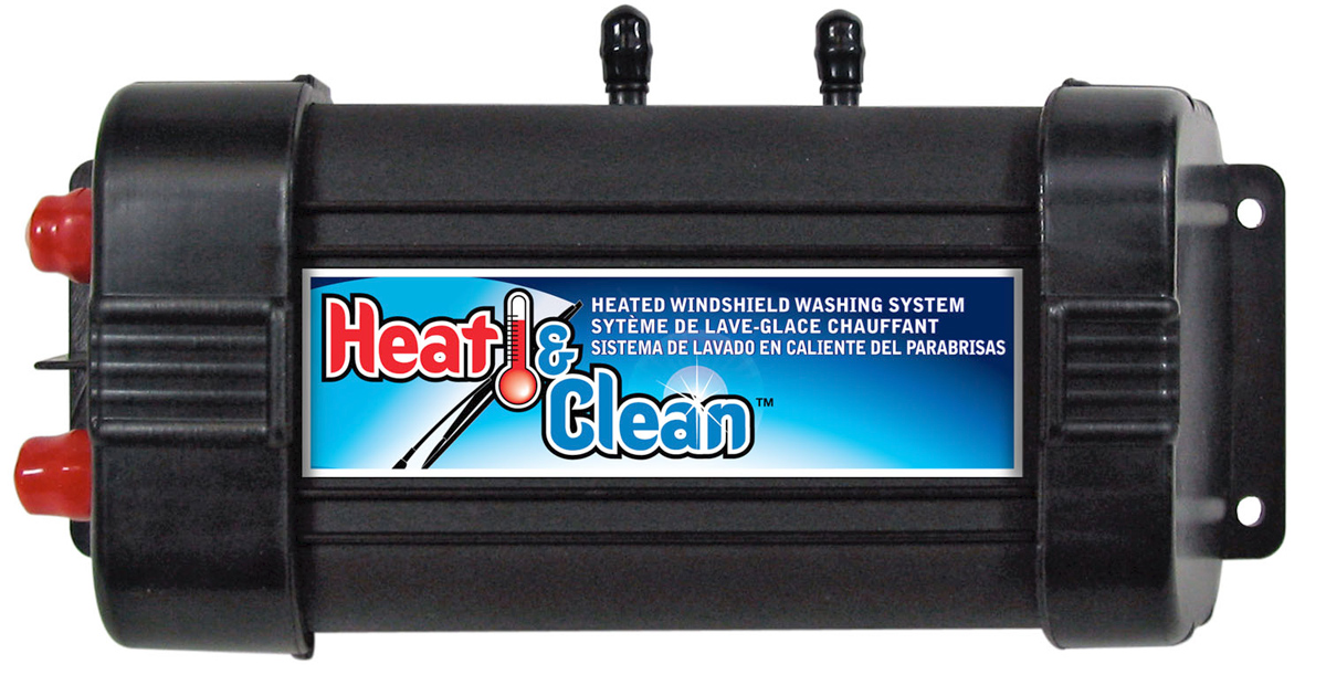 Heat Amp Clean Windshield Washer Heater Free Shipping