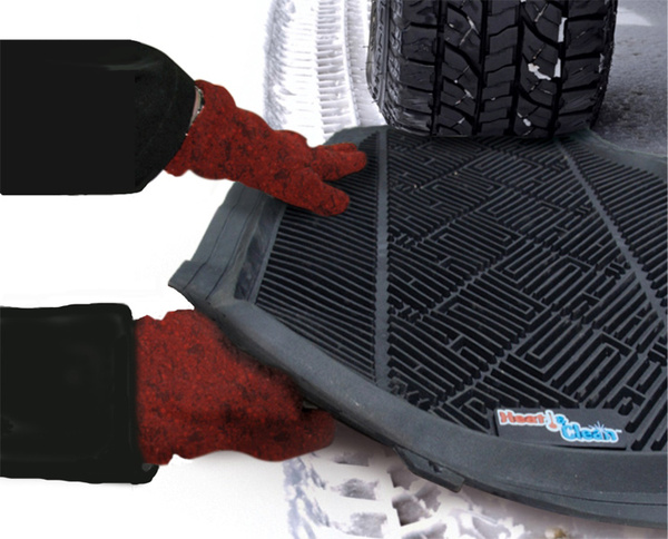 Heat & Clean Traction Mats