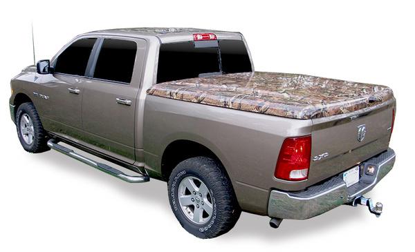 Ranch Camo Tonneau Cover