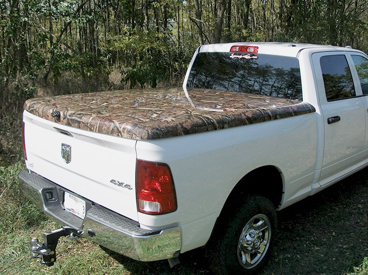 Ranch Camo Tonneau Cover Ranch Fiberglass Camouflage Truck Bed Cover