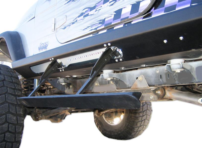 Rock Slide Engineering Step Sliders Jeep Wrangler Steps
