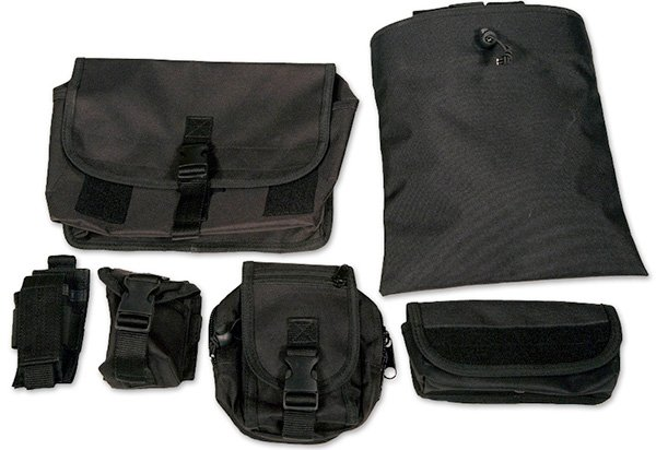 Coverking Tactical Cover Pouches