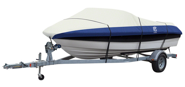 Classic Accessories Lunex RS-2 Boat Cover