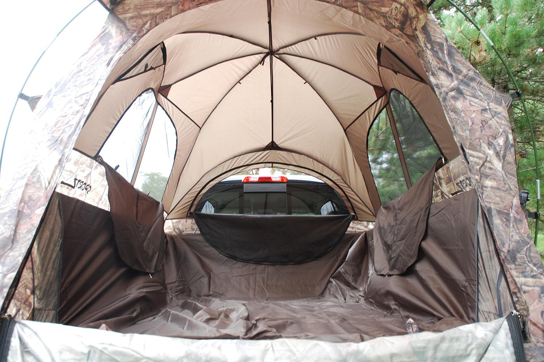 Sportz Camo Truck Tent Napier Sportz Camouflage Truck Tent