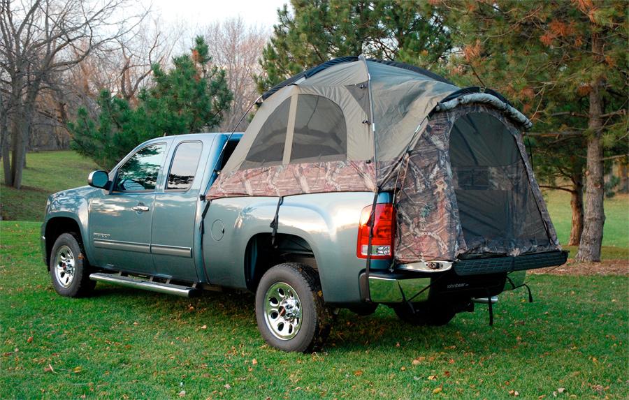 sportz camo truck tent napier sportz camouflage truck tent. Black Bedroom Furniture Sets. Home Design Ideas