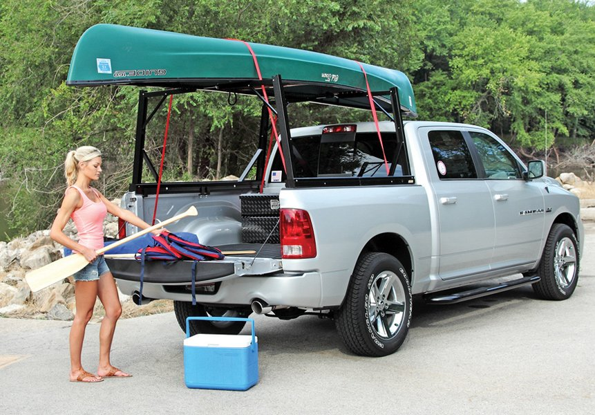 Dee Zee Invis A Rack Perfect Rack For Contractors And Kayaks