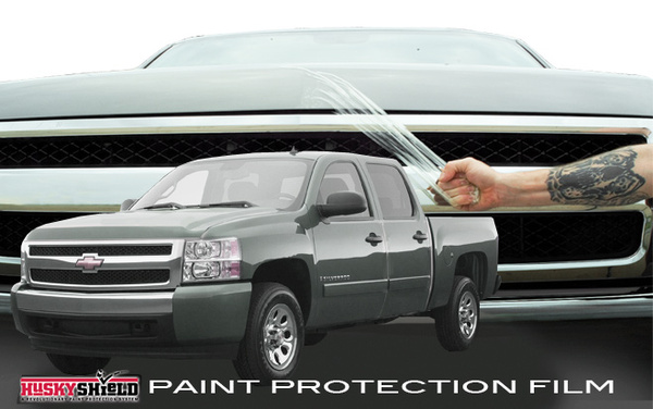 Husky Liners Paint Guards