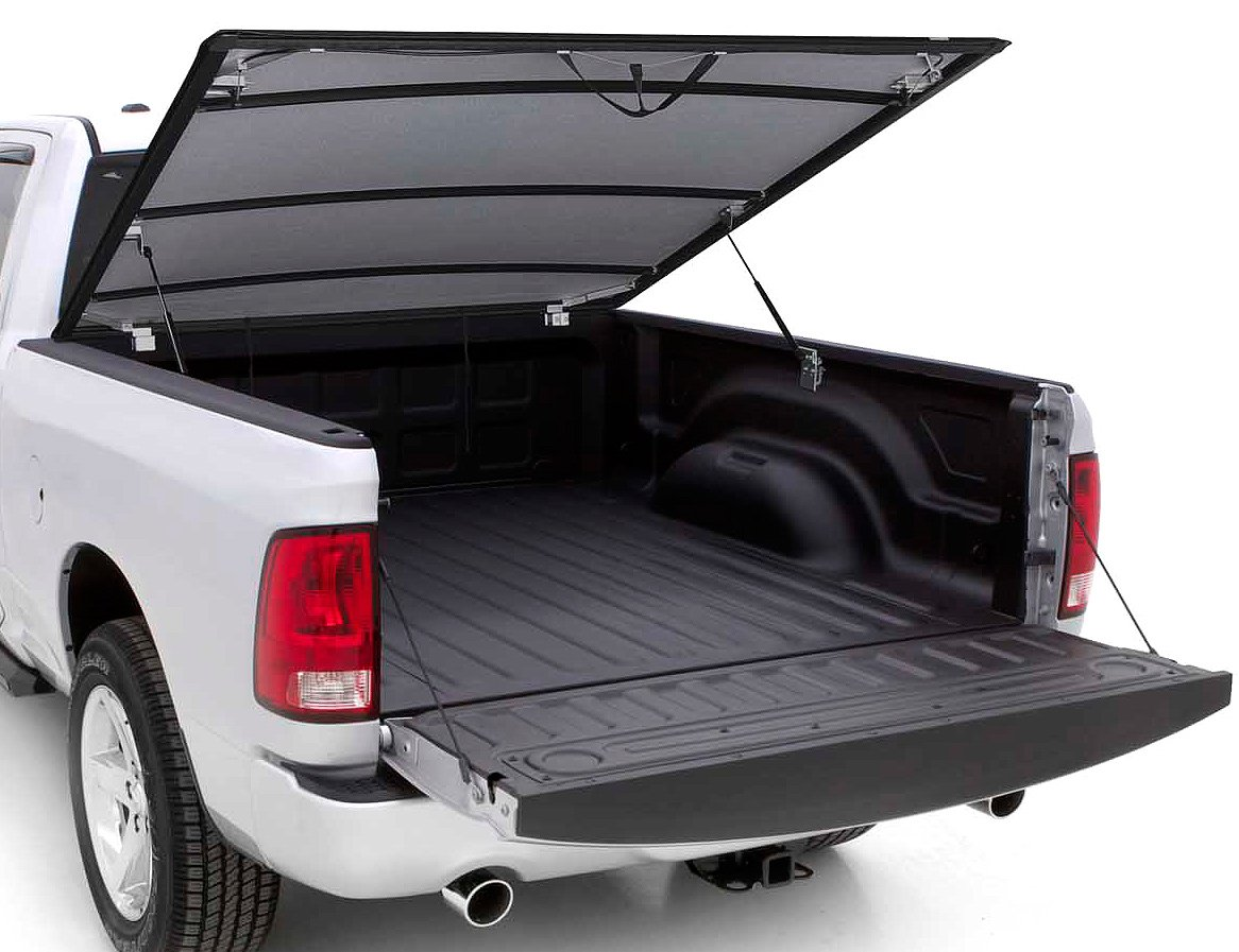 Lund Genesis Elite Hinged Tonneau Cover Free Shipping