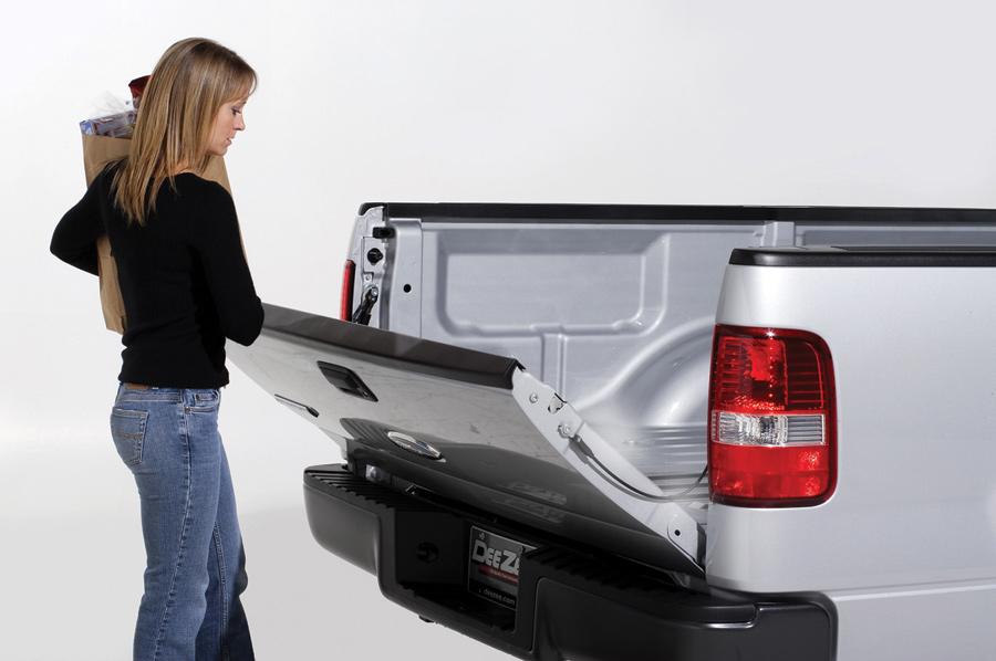 dee zee tailgate assist truck tailgate assist from dee zee. Black Bedroom Furniture Sets. Home Design Ideas