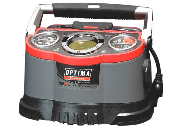 Optima Digital 1200 Battery Charger