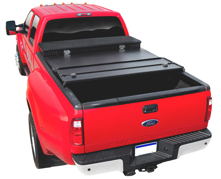 Extang Solid Fold Tool Box Tonneau Cover Free Shipping