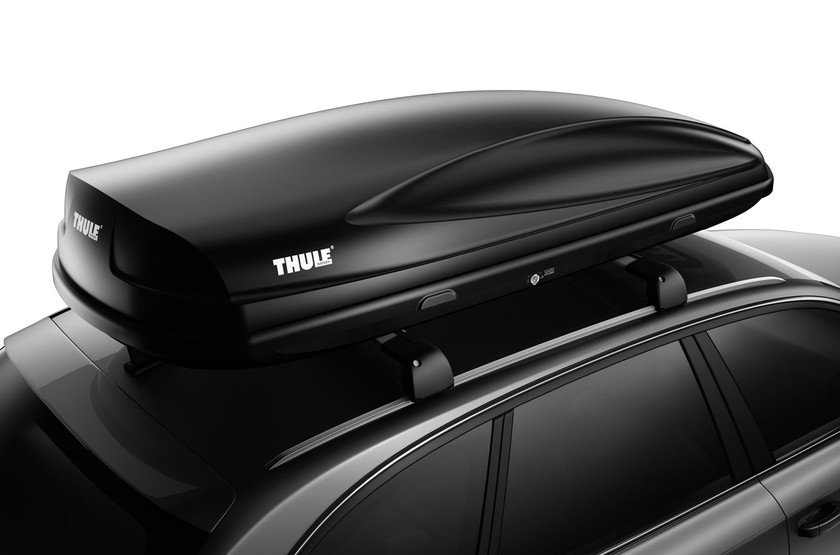 Thule Force Cargo Box, Thule Force Rooftop Cargo Carrier