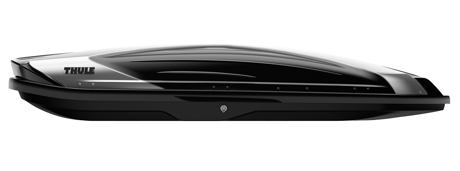 thule cargo box installation instructions