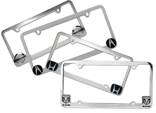 Pilot Automotive Logo License Plate Frame