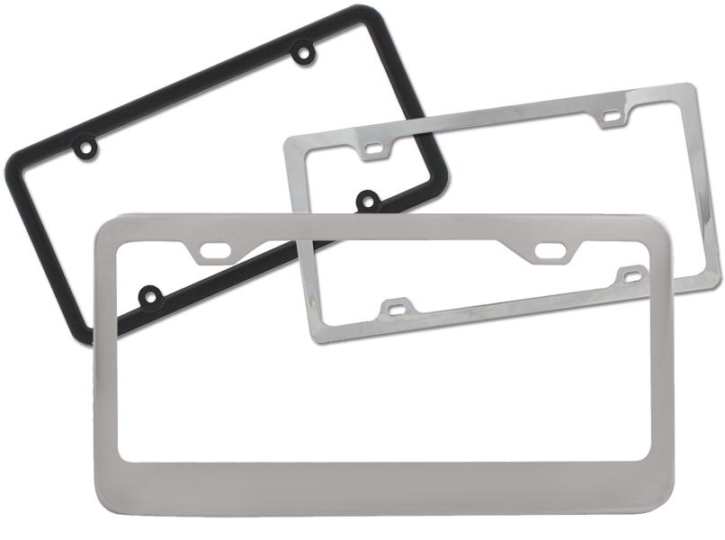 Pilot License Plate Frame, Pilot Frames for License Plates