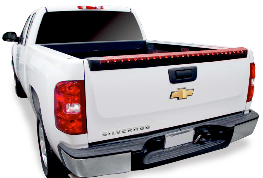Anzo led tailgate spoiler 5 function light bar for trucks anzo led tailgate spoiler aloadofball Image collections