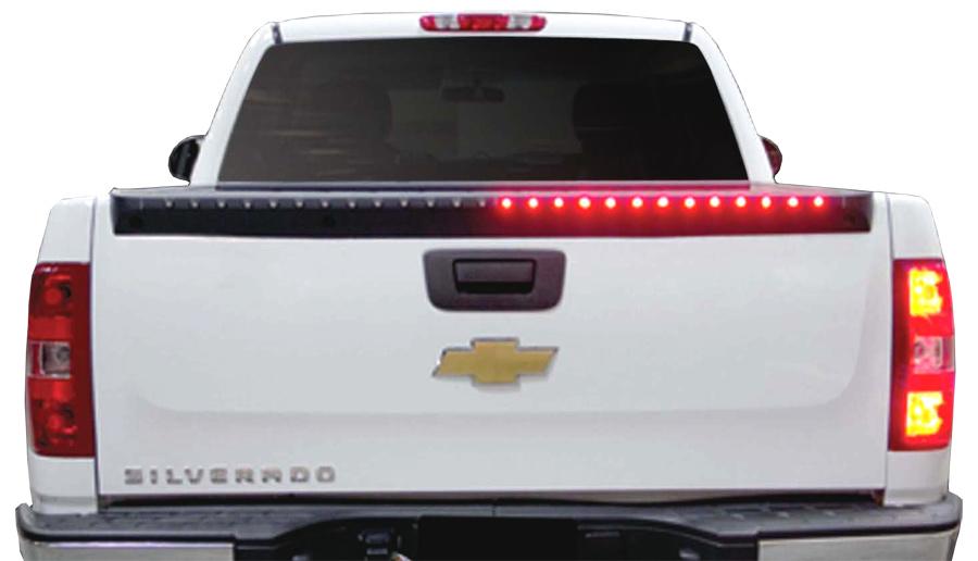 Anzo Led Tailgate Spoiler 5 Function Light Bar For Trucks