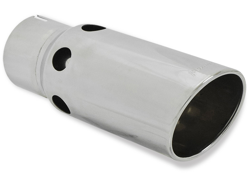 Ford Ranger Exhaust Tip >> Flowmaster Round Diesel Exhaust Tip - Free Shipping