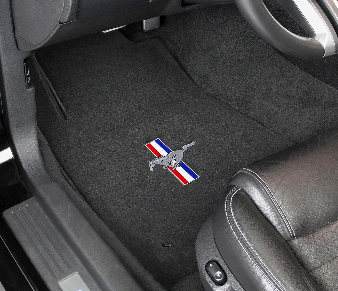 Lloyd mats mustang logo floor mats custom ford logo car mats lloyd mats mustang logo floor mats tyukafo