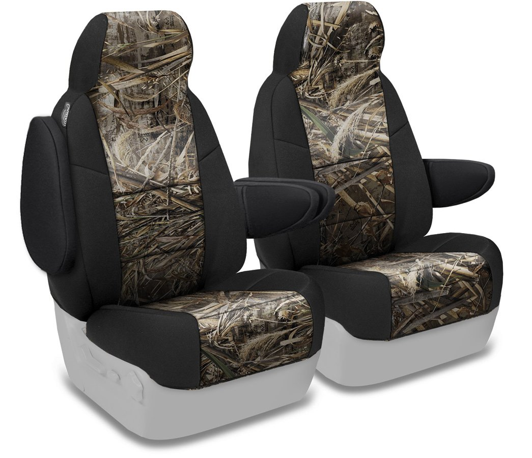 Coverking Realtree Camo Seat Covers Free Shipping