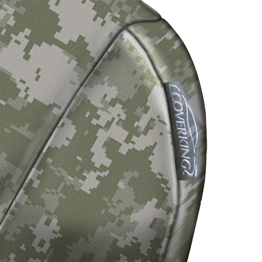 Coverking Traditional Camo Seat Covers Free Shipping