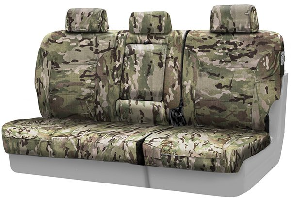 Coverking Multicam Camo Seat Covers