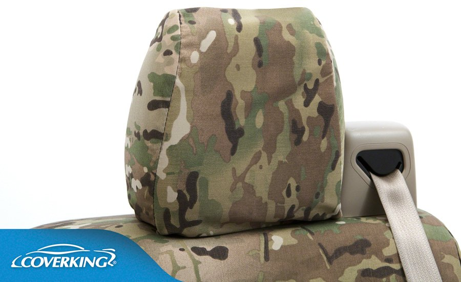 Toyota Sienna Seat Covers >> Coverking Multicam Camo Seat Covers - Free Shipping