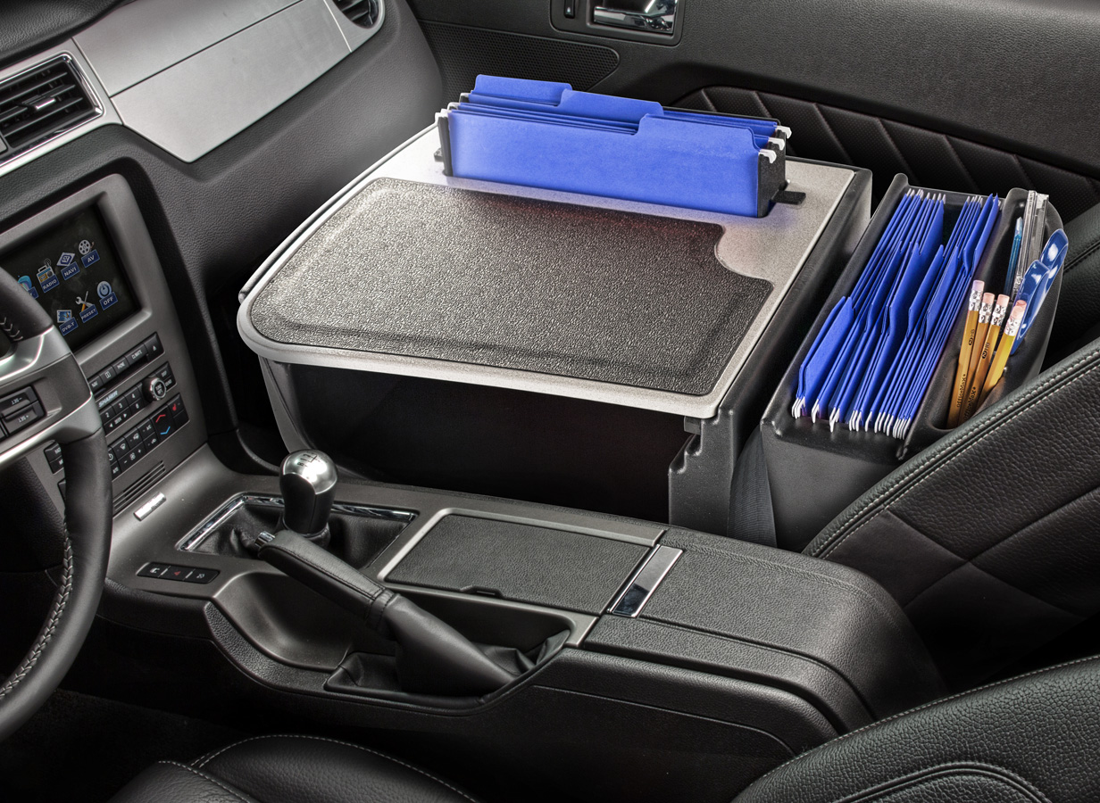 Autoexec Filemaster Mobile Filing Cabinet For Your Car