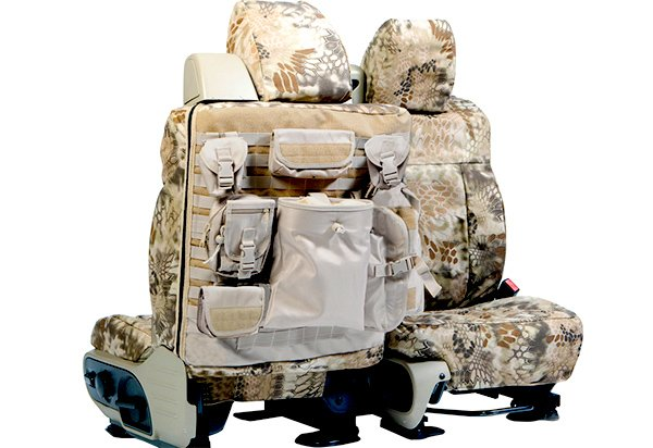 Coverking Kryptek Camo Tactical Seat Covers