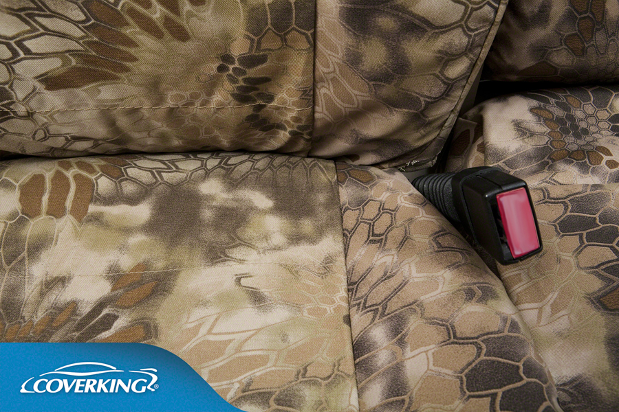 Coverking Kryptek Camo Tactical Seat Covers Free Shipping